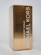 Michael Kors Rose Radiant Gold Eau de Parfum Spray for Women, 30ml