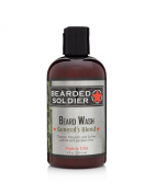 Bearded Soldier Beard Wash Private's Blend, 240ml