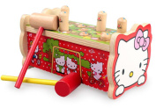 Crazystone's Educational Children's Whac-A-Mole Wooden Toys Suitable for 1-5 Years