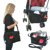 Lopkey Baby Shoulder Multifunctional Stroller Insulation Bag