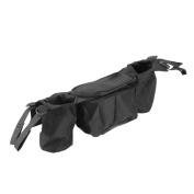 Accmart Attachable Baby Bottle Tote Stroller Organiser Bag Nappy Bag