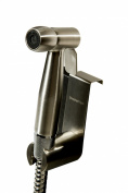SmarterFresh Cloth Nappy Sprayer, Premium Stainless Steel Toilet Sprayer - Nappy Washer Hand Held Sprayer for Cloth Nappies