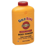 Gold Bond Triple Action Medicated Body Powder 300ml (283 g) Pack of 2