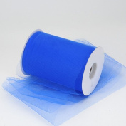 Kate's Craft Store. ROYAL BLUE Tulle 15cm x 90m (100 yards) roll.