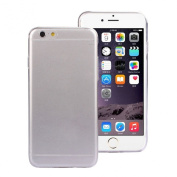 iPhone 6S case, Lookatool® for iPhone 6S 4.7 Inch Ultra Thin 0.3mm Clear Crystal Rubber Silicone Soft Cover Case Skin