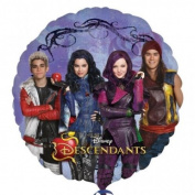 Disney The Descendants 46cm Non Message Foil Balloon