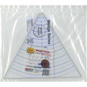 Quint Measuring Systems Circle Wedge-60 Degrees 23cm Long with 2.5cm Measuring