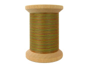 YLI Cotton Quilting Thread 400 yd. #V17 Variegated