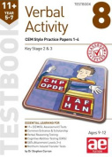 11+ Verbal Activity Year 5-7 Testbook 8