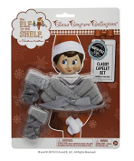 Elf on the Shelf Claus Couture Collection Classy Capelet Set