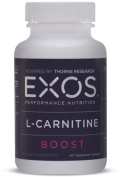 EXOS - L-Carnitine - NSF Certified for Sport® - 60 Servings
