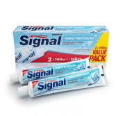 Signal Family Whitening Original Toothpaste Double Pack