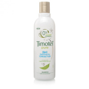 Timotei Pure 2 in 1 Normal to Greasy Hair Shampoo