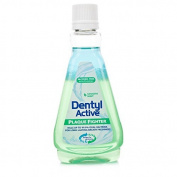 Dentyl Active Plaque Fighter Smooth Mint Mouthwash