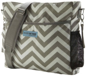 Baby K'tan SmartGear Nappy Bag, Chevron