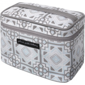 Petunia Pickle Bottom Travel Train Case, Sleepy Seychelles