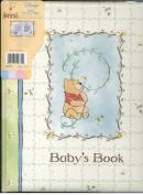 Disney's Sincerely Pooh Baby Memory Book