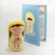 Our Lady of Fatima Collectible Vinyl Figure