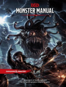 Dungeons & Dragons - D & D - Monster Manual