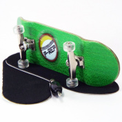 P-REP 30mm Basic Complete Fingerboard Kit with Liquid Hardware - Green