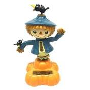 Solar Powered Dancing Scarecrows - Set of 2