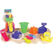 Sizzlin' Cool 11-Piece Beach and Garden Set
