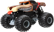 Hot Wheels Monster Jam Monster Mutt Brown Die-Cast Vehicle, 1:24 Scale