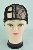 BHD Weaving Wig Foundation Wig Cap-U Part Wig Cap and Full Cap Options (Right U Part Cap