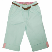 Baby Girl's Trousers Cuffed-Tricky Tracks