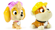 Paw Patrol Pup Squirters Bundle - Skye AND Rubble - 2 ITEMS SUPPLIED