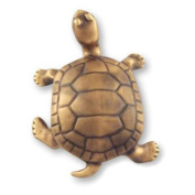 Michael Healy Designs Turtle Sculpture Outdoor Art-Bronze