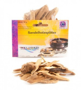 Bero Esoterism Sandalwood, splintered 50 g Packing unit