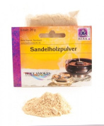 Bero Esoterism Sandalwood, powdered 20 g Packing unit