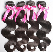 Unprocessed 7A Quality 4 Bundles of Virgin Brazilian Hair Deep Curly Wave 100 Human Hair Extensions Weave 4Pcs/Lot Cheap Weft 100g/pcs 1B