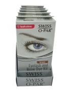 Swiss O' Par Eyelash and Brow Dye Kit Brown