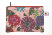 WENDEKREIS Spirit Flower Floral Cosmetic Bag Case