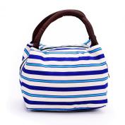 Green Line Womens Mini Artist Small Satchel Handbag Envelope Purse Bag Cosmetic Bag