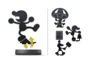 Nintendo amiibo Character Mr Game and Watch