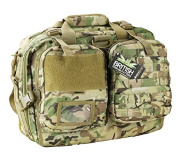 Military Combat Army Travel Shoulder Nav Bag Rucksack Day Messenger Pack Molle