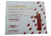 "GC Glass Ionomer Luting Cement 35Gm No 1 5.5X6"" X 13cm White"