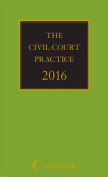 The Civil Court Practice: 2016