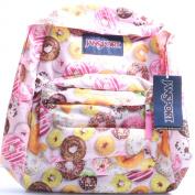 Classic Jansport Superbreak Backpack (Multi Donuts