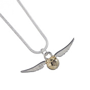 Official Harry Potter Jewellery Golden Snitch Necklace