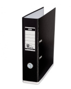 Elba MyColour A4 Lever Arch File - Black & White