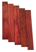 Cocobolo Pen Blanks 5-Pack