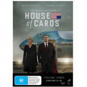 House of Cards Season 3 [Region 4]