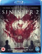 Sinister 2 [Region B] [Blu-ray]