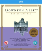 Downton Abbey: Series 1-6 [Region B] [Blu-ray]