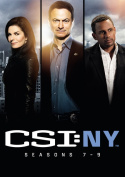 CSI New York: Seasons 7-9 [Region 2]