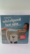Pollenex Whirlpool Hot Spa with Private, Portable, Affordable and Powerful Massage Action WB800